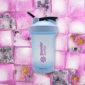 Blender Bottle Special Edition Classic 20 oz. Shaker with Loop Top - Frostberry