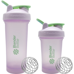 Blender Bottle Special Edition Classic Shaker with Loop Top - Amethyst