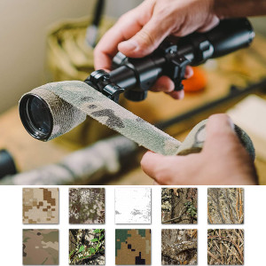 McNett Tactical Camo Form Protective Stretch Fabric Tape Wrap