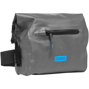 Chums Downstream 4L Waterproof Rolltop Gear Bag - Gray