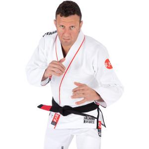 Tatami Fightwear Bushido BJJ Gi - White