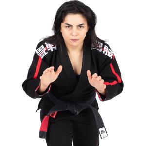 Tatami Fightwear Women's Super BJJ Gi - Black