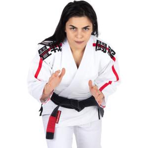Tatami Fightwear Women's Super BJJ Gi - White