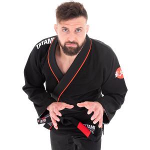 Tatami Fightwear Bushido BJJ Gi - Black