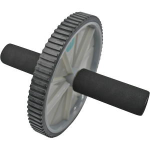 Lifeline USA Exercise Fitness Training Abdominal Wheel - Black