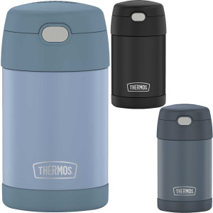 Thermos 16 oz. Kid's Funtainer Stainless Steel Vacuum Insulated Food Jar