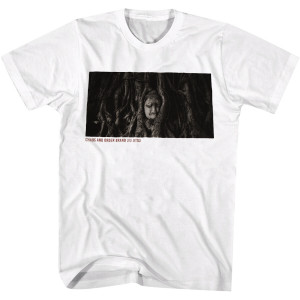 Chaos and Order Roots T-Shirt - White