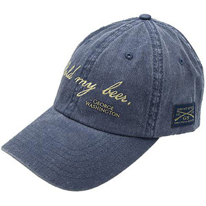 Grunt Style Hold My Beer Hat - Blue