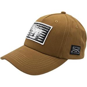 Grunt Style Ammo Flag Twill Hat - Brown