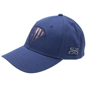 Grunt Style Super Patriot 2.0 Hat - Blue