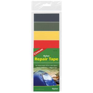 Coghlan's Nylon Repair Tape (4 Pieces) Rip-Stop Adhesive Kit Camping Tent Jacket