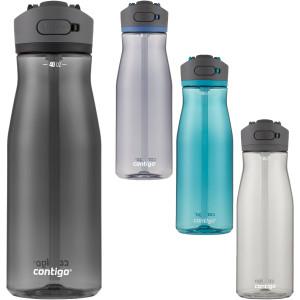 Contigo 40 oz. Ashland 2.0 Tritan Water Bottle with AutoSpout Lid