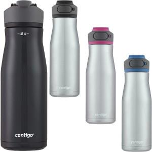 Contigo 32 oz. Cortland Chill 2.0 Vacuum Insulated Stainless Steel Water Bottle