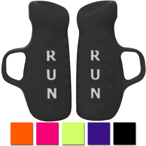 Egg Weights Youth Running Pods 0.5 lb Set, Fitness Workout Handheld Dumbbells