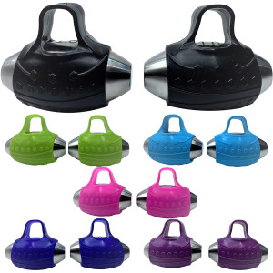Egg Weights Cardio Mini 2.0 lb Set, Weighted Yoga Shadow Boxing Gloves Dumbbells