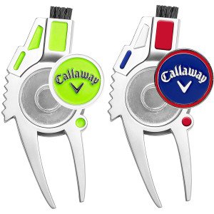 Callaway Golf 4-in-1 Divot Repair Tool
