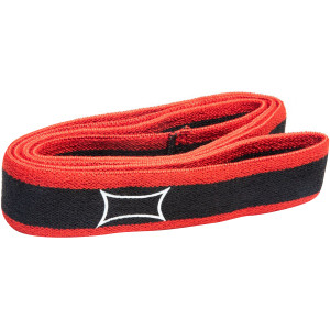 """Sling Shot 36"""" Mammoth Resistance Band by Mark Bell - Red/Black"""
