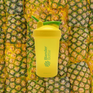 Blender Bottle Special Edition Classic 20 oz. Shaker Cup with Loop Top - Pina