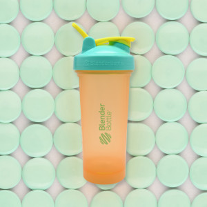 Blender Bottle Special Edition Classic 28 oz. Shaker with Loop Top - Just Peachy