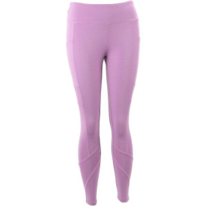 FitKicks Crossovers Active Lifestyle Leggings - Orchid