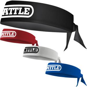 Battle Sports Science Moisture Wicking Football Head Tie