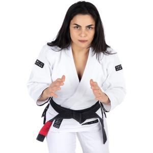Tatami Fightwear Women's Rival BJJ Gi - White