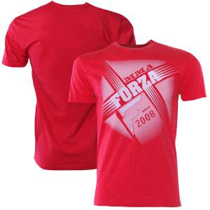 "Forza Sports ""Crossroads"" MMA T-Shirt - Red"