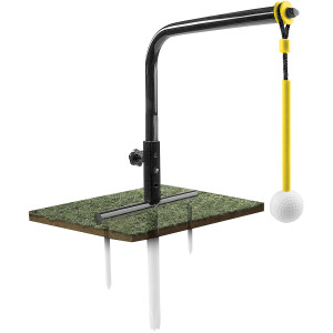 SKLZ Pure Path Golf Swing Training Aid with Instant Feedback