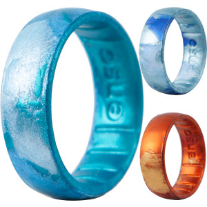 Enso Rings Classic Handcrafted Series Silicone Ring