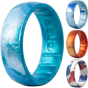 Enso Rings Handcrafted Series Silicone Ring