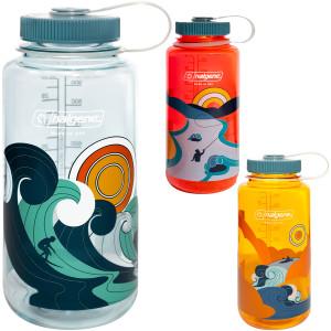 Nalgene 32 oz. Wide Mouth Retro Tritan Water Bottle