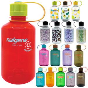 Nalgene 16 oz. Narrow Mouth Sustainable Water Bottle