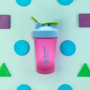 Blender Bottle Special Edition Classic 20 oz. Shaker with Loop Top - Grape Shape