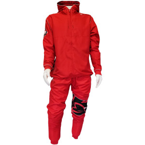 Rival Boxing Elite Active Tracksuit with Hood - Red