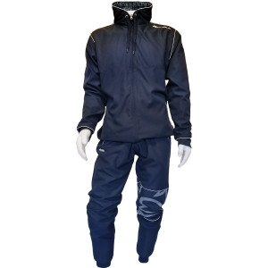 Rival Boxing Elite Active Tracksuit with Hood - Navy