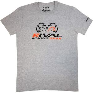 Rival Boxing Corpo T-Shirt - Gray