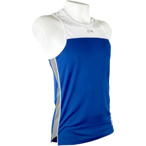 Rival Boxing Amateur Competition Tank Top Jersey - Blue