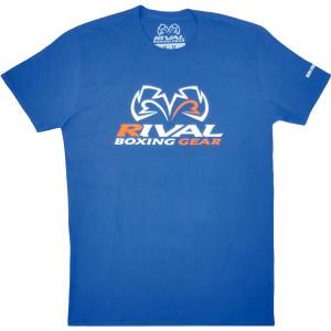 Rival Boxing Corpo T-Shirt - Royal Blue