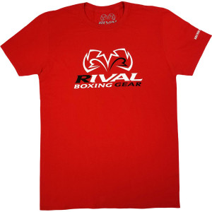 Rival Boxing Corpo T-Shirt - Red