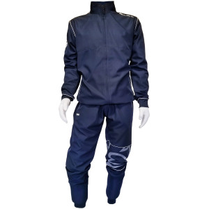 Rival Boxing Elite Active Tracksuit with Collar - Navy