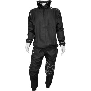 Rival Boxing Elite Active Tracksuit with Hood - Black