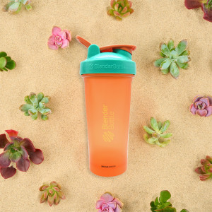 Blender Bottle Special Edition Classic 28 oz. Shaker with Loop Top - Desert Sky