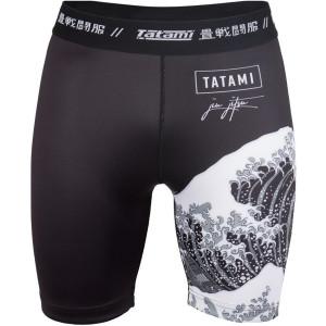 Tatami Fightwear Kanagawa Vale Tudo Shorts - Black
