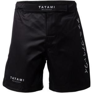 Tatami Fightwear Katakana Grappling Shorts - Black