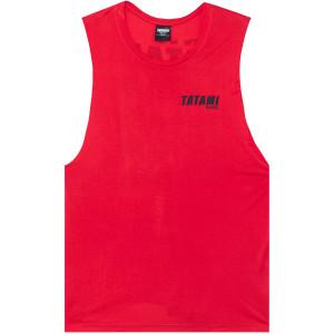 Tatami Fightwear Engage Tank Top - Red