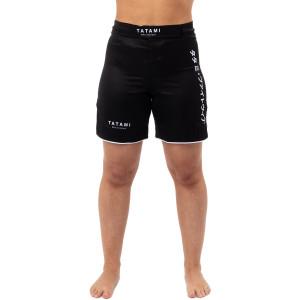 Tatami Fightwear Women's Katakana Grappling Shorts - Black