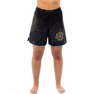 Tatami Fightwear Women's Journey Eco Tech Recycled Grappling Shorts - Black