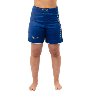 Tatami Fightwear Women's Katakana Grappling Shorts - Navy