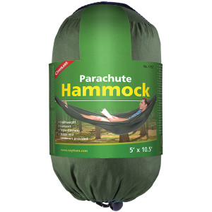 Coghlan's Single Parachute Hammock - Green