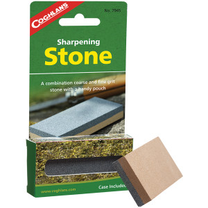 Coghlan's Sharpening Stone with Case